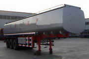 旭达牌XD9400GJY型半挂加油车图片