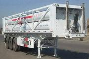 宝环牌HDS9361GGY型高压气体长管液压加气半挂车图片