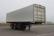 五岳牌TAZ9200XYK型翼开式厢式运输半挂车图片