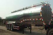 一工牌HWK9400GYS型液态食品半挂运输车图片