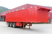 南明牌LSY9406XXYP型篷式运输半挂车图片