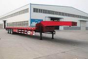 天翔16米25吨6轴低平板半挂车(QDG9403TDP)