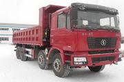 金优牌JY3315DR366型自卸汽车