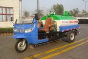 时风牌7YP-14100G2型罐式三轮汽车图片