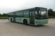 11.5米 24-46座海格混合动力电动城市客车(KLQ6119GHEV1)