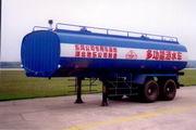 华威驰乐牌SGZ9220GSS-G型洒水半挂车图片