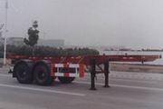沪光7.8米25吨2轴集装箱运输半挂车(HG9311TJZ)