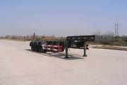 玖信牌JXP9350ZLJX型厢式可卸式运输半挂车图片