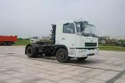 华菱之星牌HN4180PT28C4M3型压缩天然气牵引汽车图片