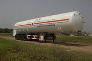 圣汇13米19.5吨3轴低温液体运输半挂车(ZSH9404GDY)