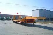 华星牌CCG9353TDP型低平板半挂车