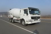 达润牌DR5250GJBZ40型混凝土搅拌运输车