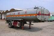 培新6.6米9.5吨1轴罐式半挂车(XH9140G)