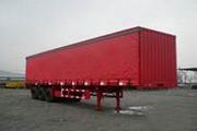 中商汽车牌ZL9401XXY型侧帘运输半挂车图片
