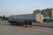 华威驰乐牌SGZ9400GWS型污水运输半挂车图片