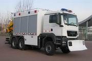 中天之星牌TC5250XJY型救援车图片