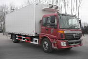 北重电牌BZD5162XLCBQ型冷藏车图片