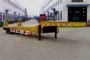 兆鑫16米30吨4轴低平板半挂车(CHQ9404TDP)