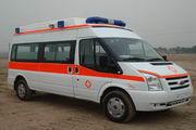 金徽牌KYL5030XJH-F型救护车