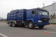 前兴牌WYH5250TLQ型工程垃圾清理车图片