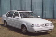 桑塔纳牌SVW7182CQD型上海桑塔纳3000轿车图片