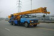 华石牌ES5180TCS型测试井架车图片