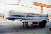 中燕牌BSZ9130GSS型洒水半挂车图片