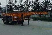 骊山7.2米24吨2轴集装箱运输半挂车(LS9280TJZ)