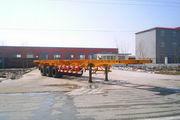 华星牌CCG9361TJZ型集装箱运输半挂车