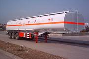 雷星牌SNJ9400GYY型运油半挂车