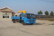 江特牌JDF5120JSQ型随车起重运输车