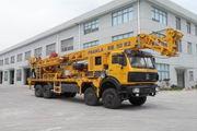 华东牌CSZ5310TZJRB50型钻机车