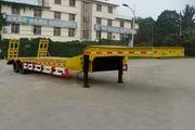 迅力16米30吨4轴低平板半挂车(LZQ9402TDP)