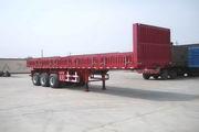 承泰牌XCT9400ZZX型自卸运输半挂车图片