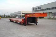 天明12.8米30.3吨4轴低平板半挂车(TM9402TDP)