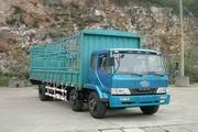 柳特神力牌LZT5211CXYPK2E3L9T3A95型平头仓栅式运输车