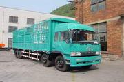 柳特神力牌LZT5241CXYPK2E3L11T4A95型平头仓栅式运输车