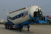 中集10.8米18吨3轴粉粒物料运输半挂车(ZJV9310GFL)