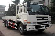 东风日产柴国三后双桥,后八轮货车335马力14吨(DND1253CWB273PZ)