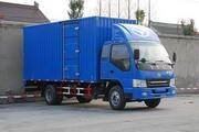 英田牌YTA5050XXYR1C1型厢式运输车