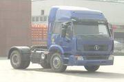 陕汽牌SX4185XL351型集装箱牵引汽车图片