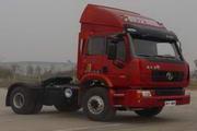 陕汽单桥集装箱半挂牵引车290马力(SX4185XR351)