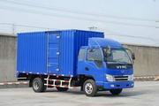 英田牌YTA5082XXYR1C1型厢式运输车