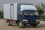 凌河牌LH5150XP-A1型厢式运输车图片