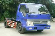洁星牌BCQ5051ZXX型车厢可卸式垃圾车