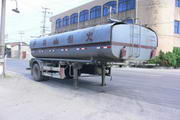 沪光7.2米10吨1轴化工液体运输半挂车(HG9150GHY)