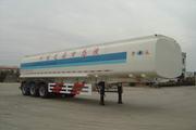 开乐牌AKL9370GYS型液体食品运输半挂车图片