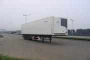 中集牌ZJV9400XLCSD型冷藏运输半挂车图片