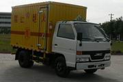 赛风牌CYJ5042XQYJT型爆破器材运输车