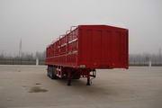 万事达牌SDW9406CLXY型仓栅式运输半挂车